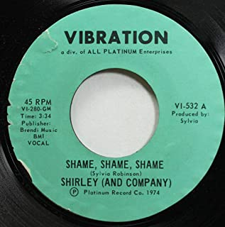 Best shirley and co shame shame shame Reviews