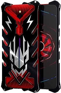 ZTE nubia Red Magic 3専用ケース アルミ合金 耐衝撃 スマホケース 高級デザイン NeatNice 薄型 耐衝撃 ZTE nubia Red Magic 3適応合金カバー 金属ケース メンズ 頑丈 メタル