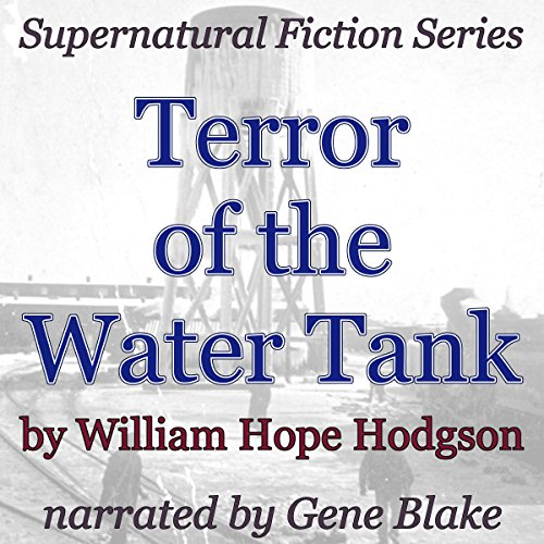Terror of the Water-Tank cover art