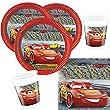 Procos 36-teiliges Disney Pixar Party-Set Cars 3 -