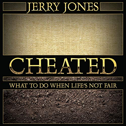 Cheated audiobook cover art