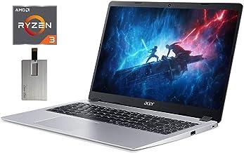 """2021 Acer Aspire 5 Slim 15.6"""" FHD Laptop Computer, AMD Ryzen 3-3200U CPU, 8GB RAM, 128GB PCIe SSD, Backlit Keyboard, AMD R..."""