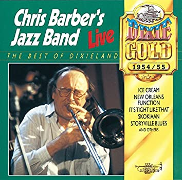 Chris Barber's Jazz Band Live In 1954 & 1955