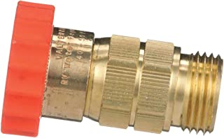 Valterra A01-1120VP Brass Water Regulator (Carded)
