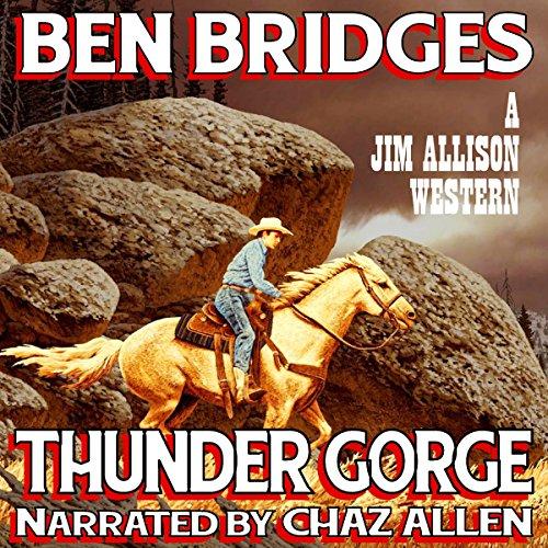 Couverture de Thunder Gorge