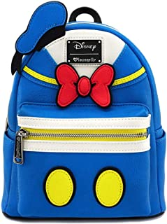 Donald Duck Faux Leather Mini Backpack Standard