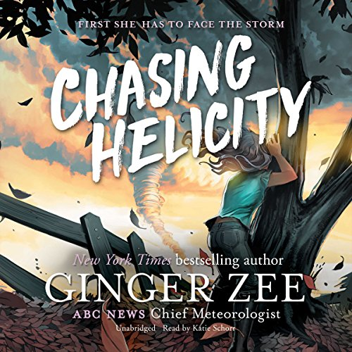 Chasing Helicity: First She Has to Face the Storm cover art