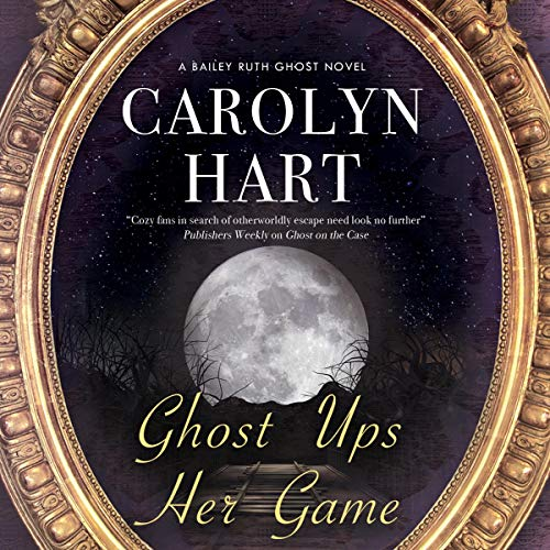 Ghost Ups Her Game audiobook cover art