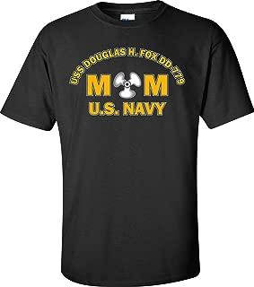 USS Douglas H. Fox DD-779 Rate MM Machinist's Mate