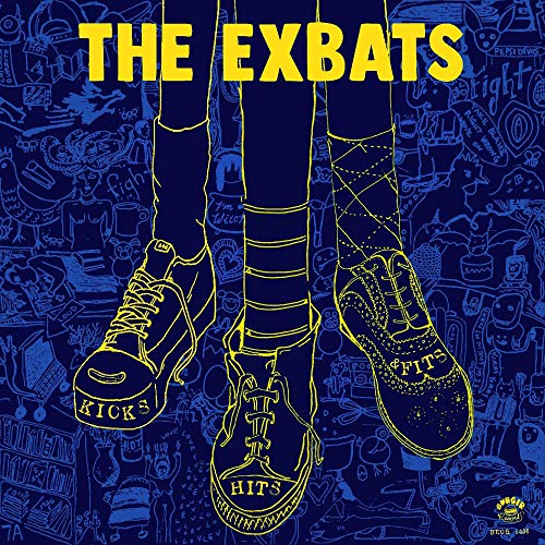 Album Art for Hits,kicks & Fits by EXBATS