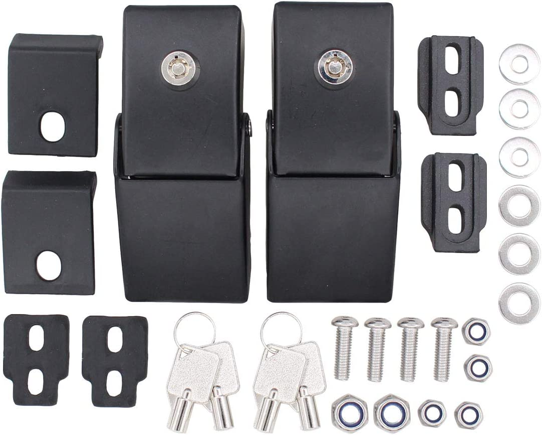 NewYall Hood Cheap mail order specialty store Sale Catch Lock Latch