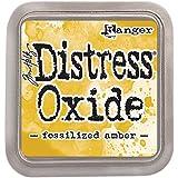 Ranger Tinta Distress Oxide Fosilized Amber