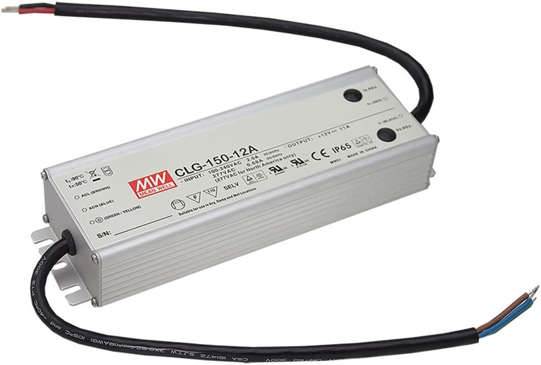 PowerNex Mean Max 43% OFF Well Sales for sale CLG-150-15 15V Output LE 142.5W Single 9.5A