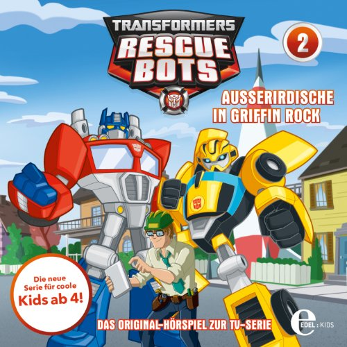 Ausserirdische In Griffin Rock Transformers Rescue Bots