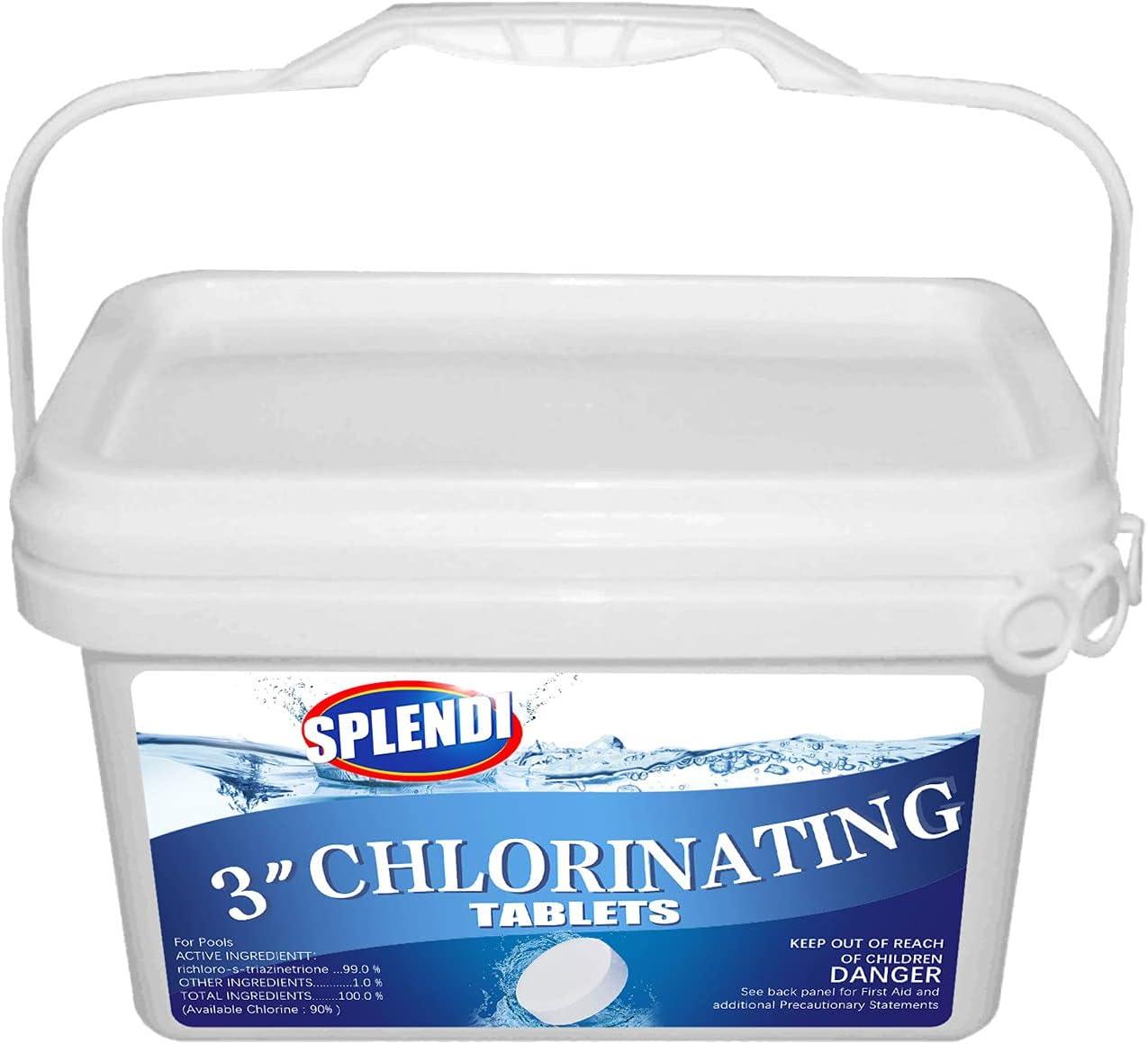 お得 Chlorinating Tablets Swimming Pool Swimm Inground 2020新作 Chlorine