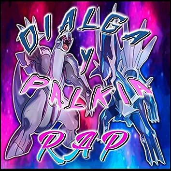 Rap De Dialga Y Palkia