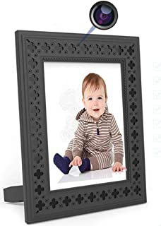 Wireless Nanny-Cam Hidden-Camera Frames Spy-Security - Night Vision WiFi Remote Viewing