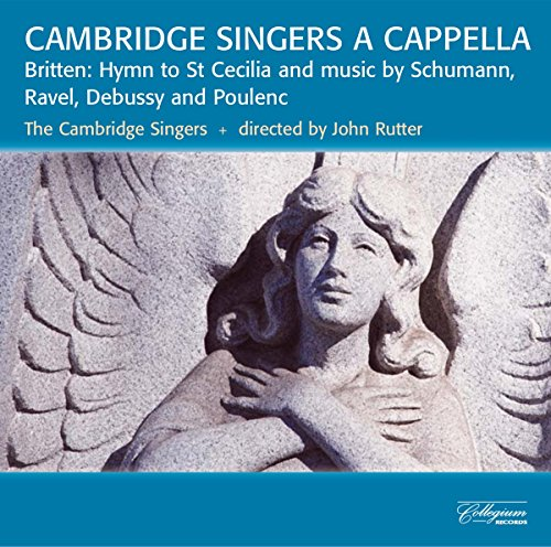 Cambridge Singers a Capella
