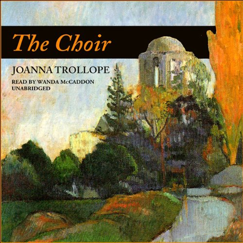 The Choir audiobook cover art