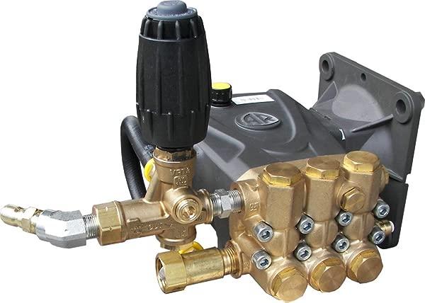 压力清洗泵 4000psi 铅锤卸载器 Annovi Reverberi RRV4G40D F24