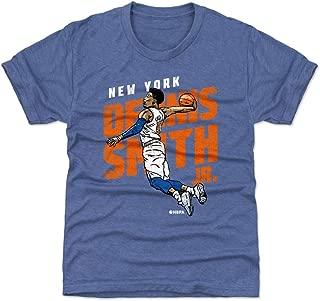 Dennis Smith Jr. New York Basketball Kids Shirt - Dennis Smith Jr. Slam