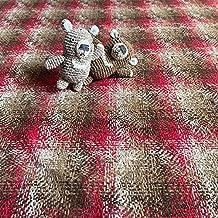 【グラデーションレッド】50cm~カット販売 可愛い新色グラデーションを太めの糸で織りあげました!赤を基調とした華やかなカラーで何を作っても可愛いです!【グラデーションレッド】50cm~カット販売 可愛い新色グラデーションを太めの糸で織りあげま...