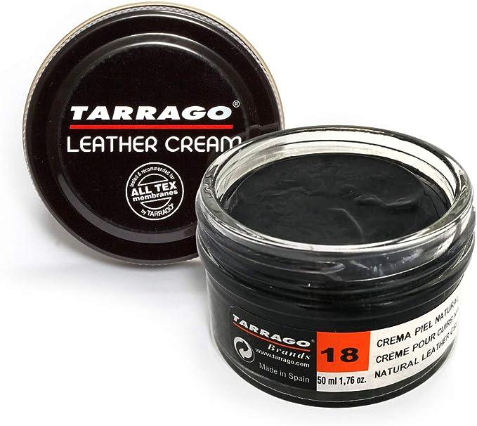 Tarrago Natural Leather Cream 50 Ml, Zapatos y Bolsos para Hombre