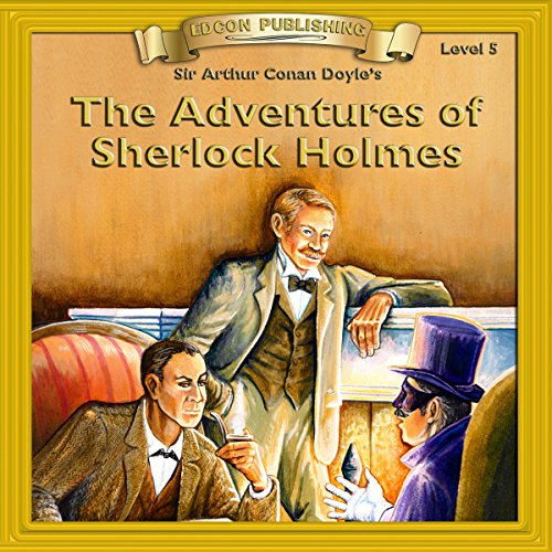 The Adventures of Sherlock Holmes     Bring the Classics to Life              By:                                                                                                                                 Sir Arthur Conan Boyle                               Narrated by:                                                                                                                                 Iman                      Length: 1 hr and 5 mins     Not rated yet     Overall 0.0