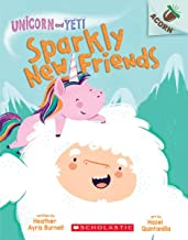 Sparkly New Friends: An Acorn Book (Unicorn and Yeti #1) (1)