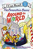 The Berenstain Bears Around the World (I Can Read Level 1) (English Edition)