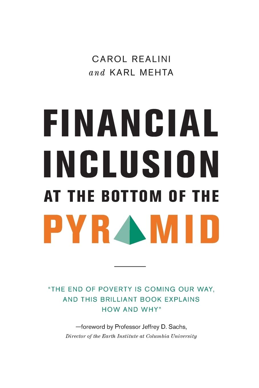 Image OfFinancial Inclusion At The Bottom Of The Pyramid