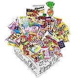【カエルショップ オリジナル】駄菓子詰め合わせお楽しみ80点セット! お誕生日、こどもの日や入学祝いのプレゼントに。イベントやパーティーにもどうぞ。