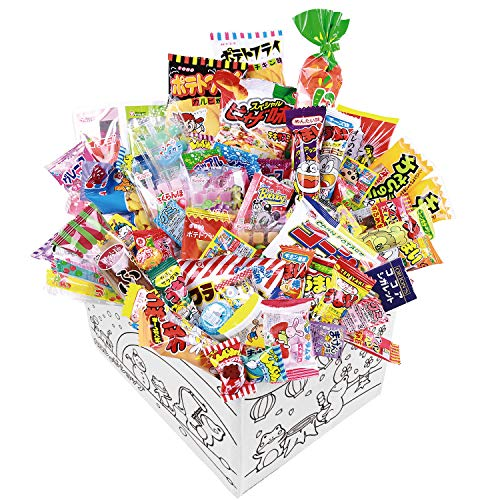 【カエルショップ オリジナル】駄菓子詰め合わせお楽しみ80点×8箱セット。 お誕生日会、イベントに。いろいろなパーティーにもどうぞ。