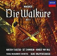 Die Walkure Act 1 by R. Wagner (2013-05-28)