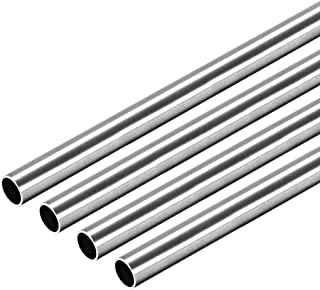 Online Metal Supply 304 Stainless Steel Round Tube 7//8 OD x 0.065 Wall x 48 Long