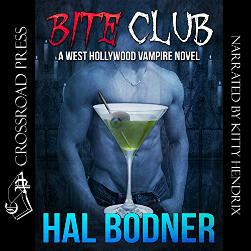 Bite Club audiobook cover art