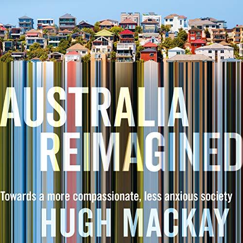 Australia Reimagined audiobook cover art
