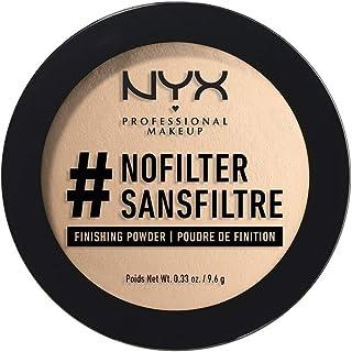 NYX(ニックス) #ノーフィルター フィニッシングパウダー 05 カラーライト ベージュ