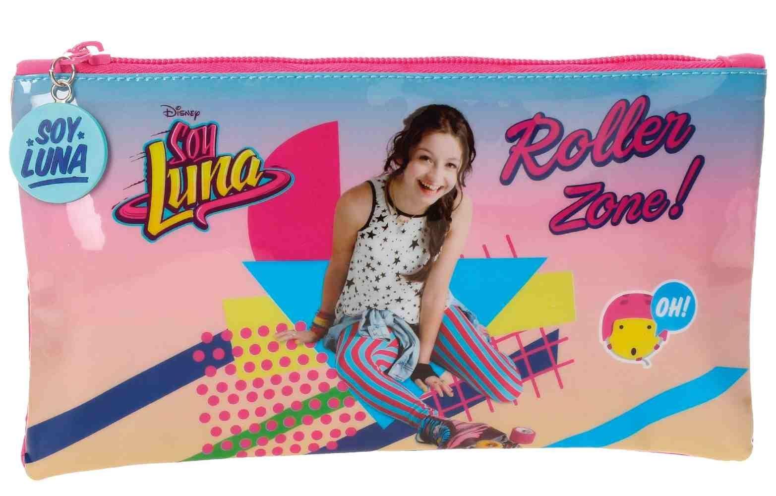 Portatodo Yo Soy Luna Roller Zone: Amazon.es: Juguetes y juegos