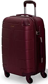 Senator Lightweight Luggage Checked Bag- Durable Hard Shell Luggage 28 Inches Suit Case for Travel | ABS Large Hard sided ...