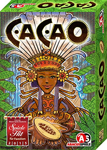 ABACUSSPIELE 04151 - Cacao, Brettspiel