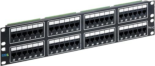 icc 48 port patch panel