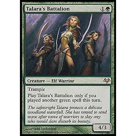 Mtg Talara/'s Battalion