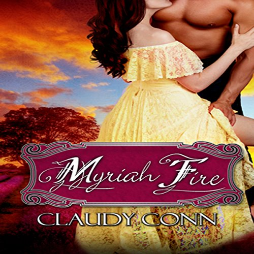 Myriah Fire audiobook cover art
