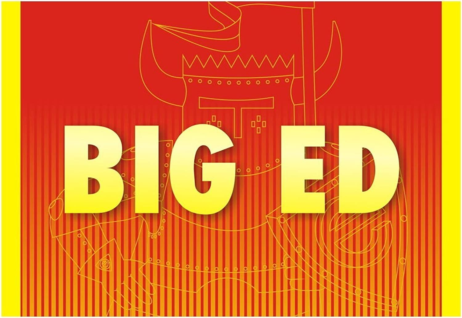 Eduard EDBIG49196 Big Ed Set 1 48A26B Invader (Revell) PhotoEtched Accessories, Various