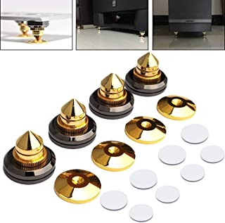 brass isolation cones