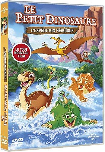 Le Petit Dinosaure : L'expédition héroïque