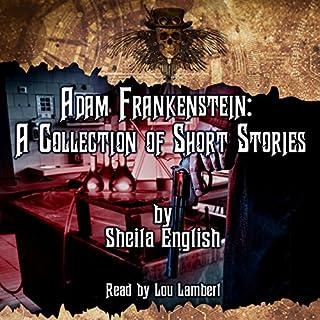 Adam Frankenstein audiobook cover art