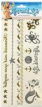 Mermaid Life Original Mermaid Inspired Tattoos - Coastal
