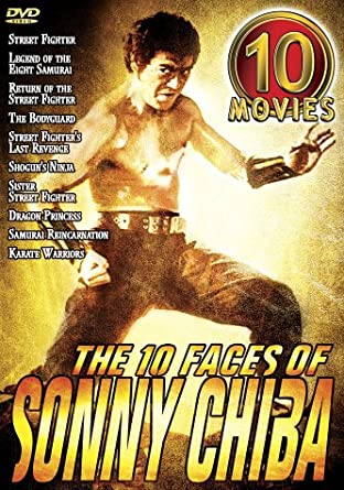 Amazon Com The Ten Faces Of Sonny Chiba 10 Movie Pack Chiba Sonny Movies Tv